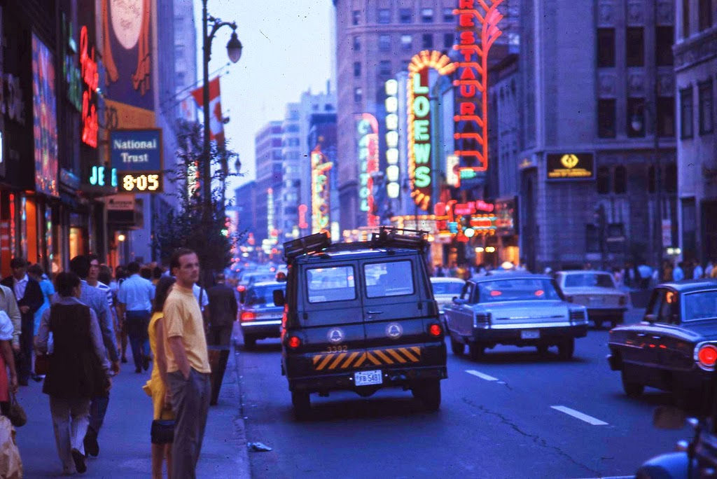 1960s in Montreal