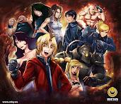 #8 Fullmetal Alchemist Wallpaper