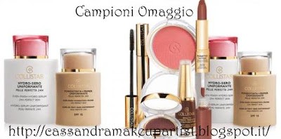 Collistar_campioni omaggio_gratis_sample_promozione_fondotinta_crema_profumo