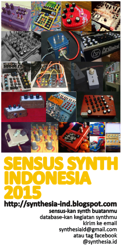 SENSUS SYNTH INDONESIA