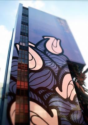 amazing mural - big murals - insa muralist