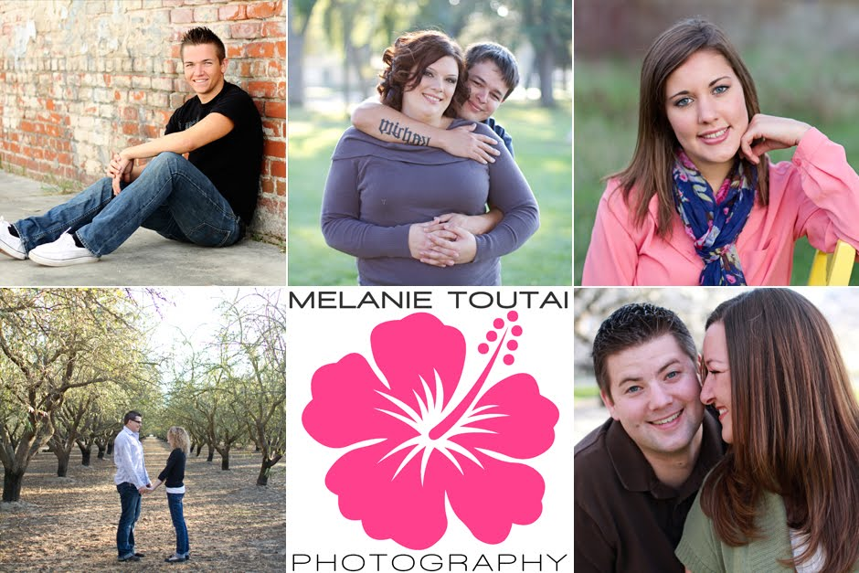 Melanie Toutai Photography - 209.565.4749 - Portrait Photographer