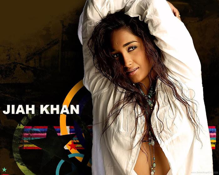 Jiah Khan HD Wallpaper -01