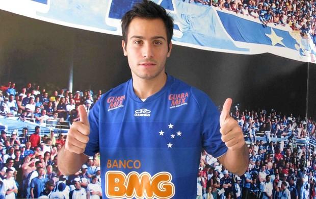 Martinuccio e Borges são jogadores do Cruzeiro