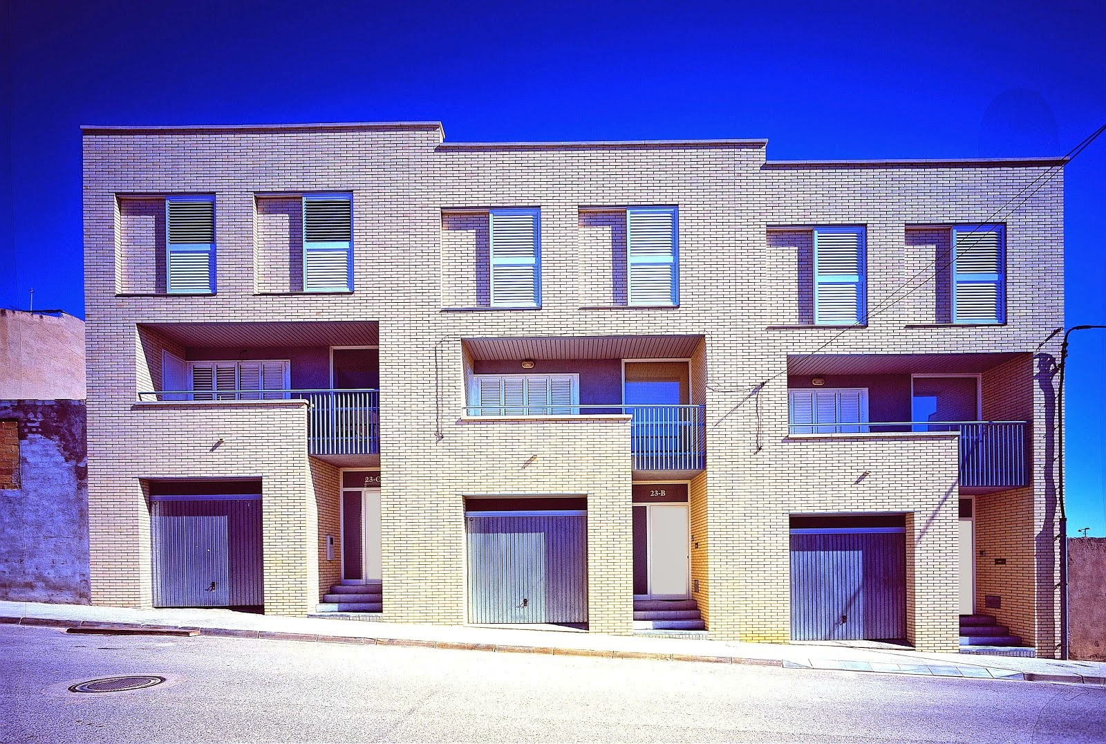 viviendas autoconstruidas I
