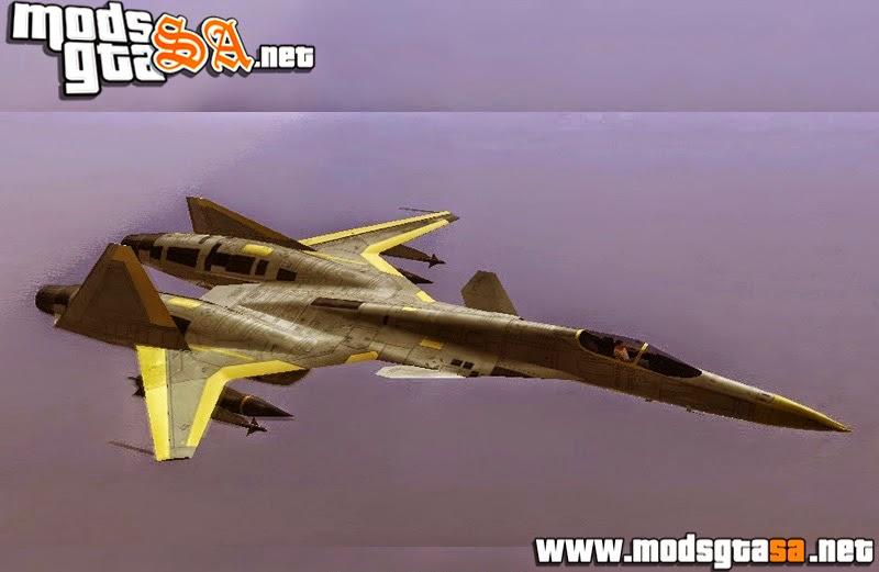 SA - Jato ADFX-02 Morgan