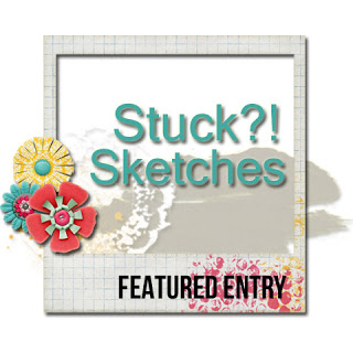 I was featured at Stuck?! Sketches