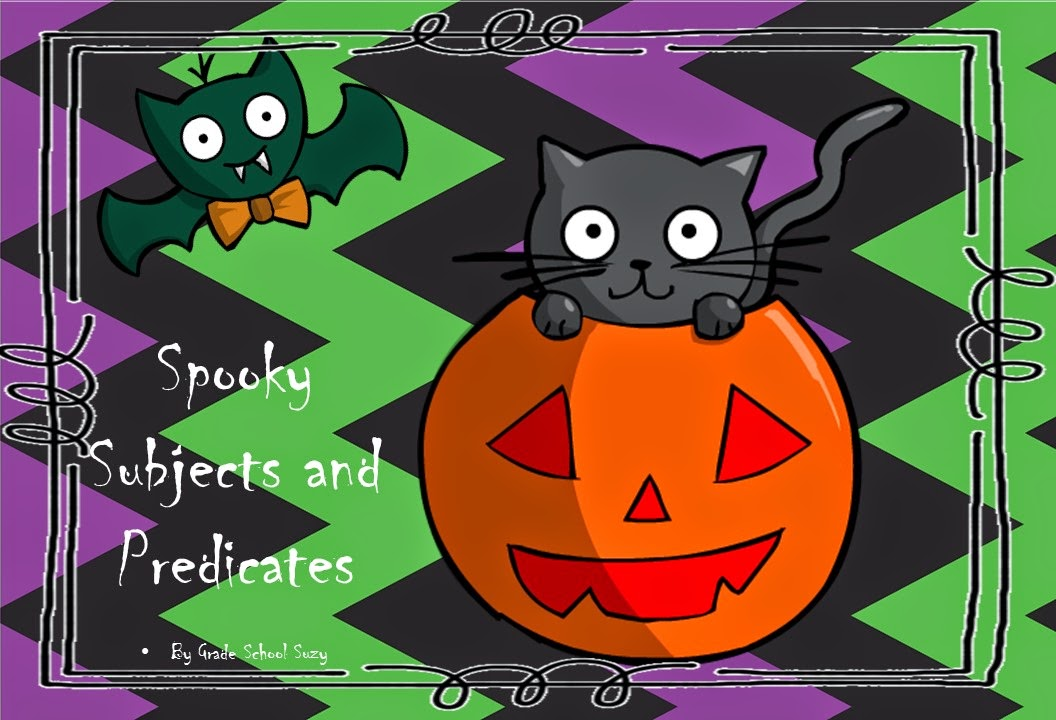 http://www.teacherspayteachers.com/Product/Spooky-Subjects-and-Predicate-1468883