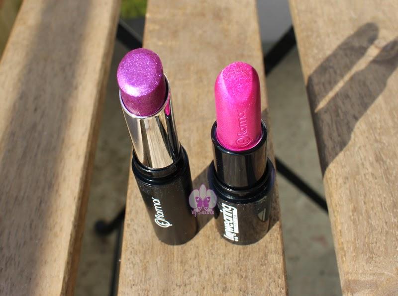Labiales morado rosa