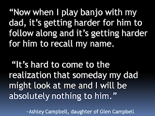 Tearful Daughter of Glen Campbell Beseeches Congress