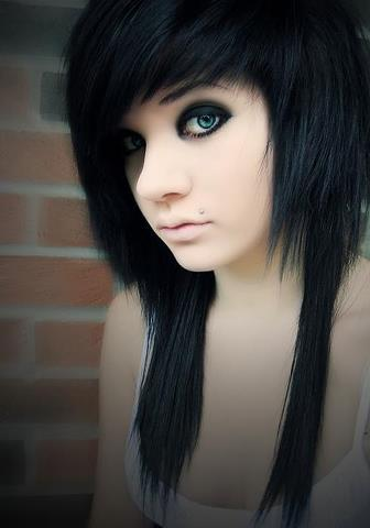 Stylish Emo Girls For Fb Dp 6