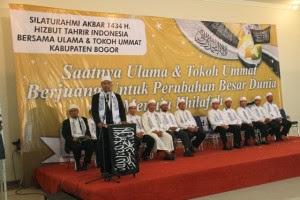 Ustadz Arifin Ilham : Puncak Kesufian Dalam Islam Adalah Dakwah dan Jihad Untuk Tegaknya Syariah dan Khilafah!