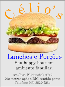 Célio's Lanches