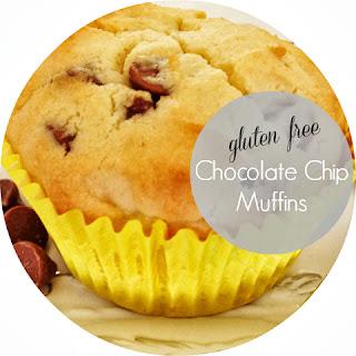 chocolate chip muffins gluten free