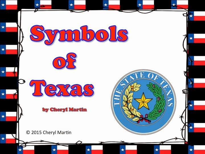 https://www.teacherspayteachers.com/Product/Symbols-of-Texas-slide-show-and-booklet-1766591
