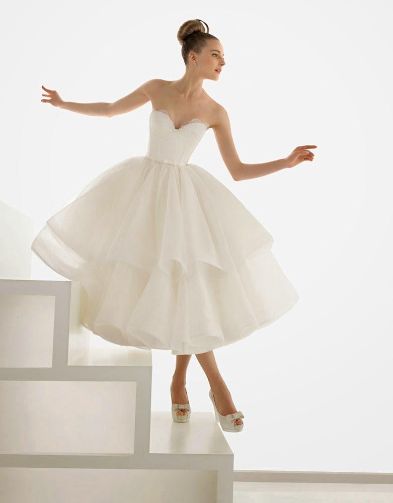 Moderno Vestidos De Novia Derby Ideas Ornamento Elaboración ...