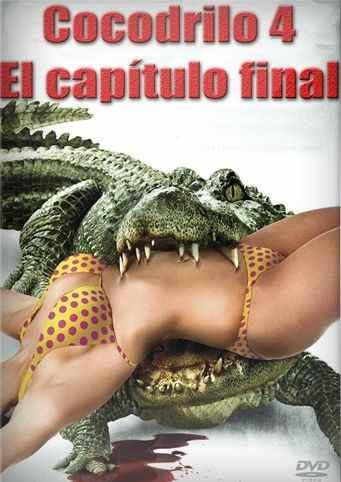 descargar Cocodrilo 4, Cocodrilo 4 latino, ver online Cocodrilo 4