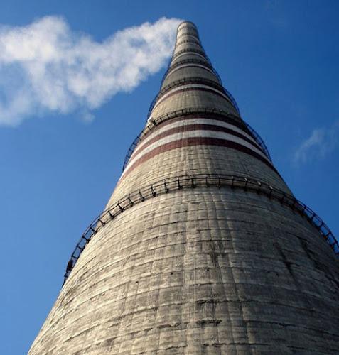 World Tallest Chimney
