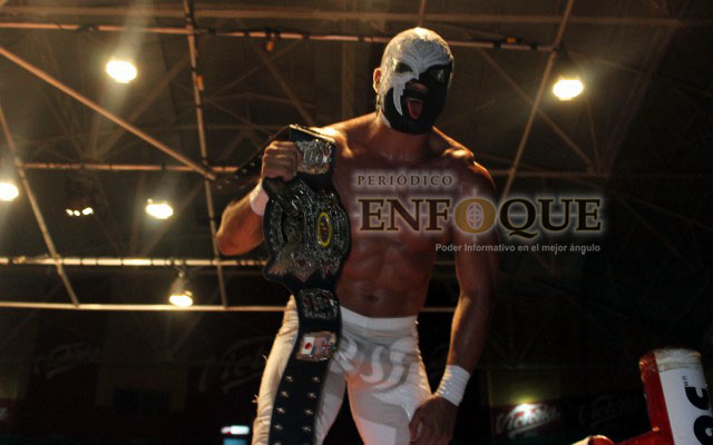 La Sombra continua como Campeón