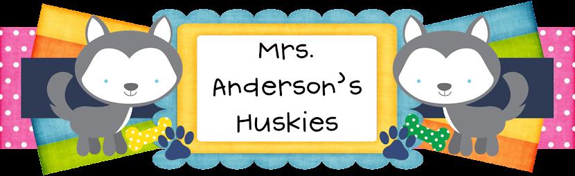 Mrs. Anderson's Huskies
