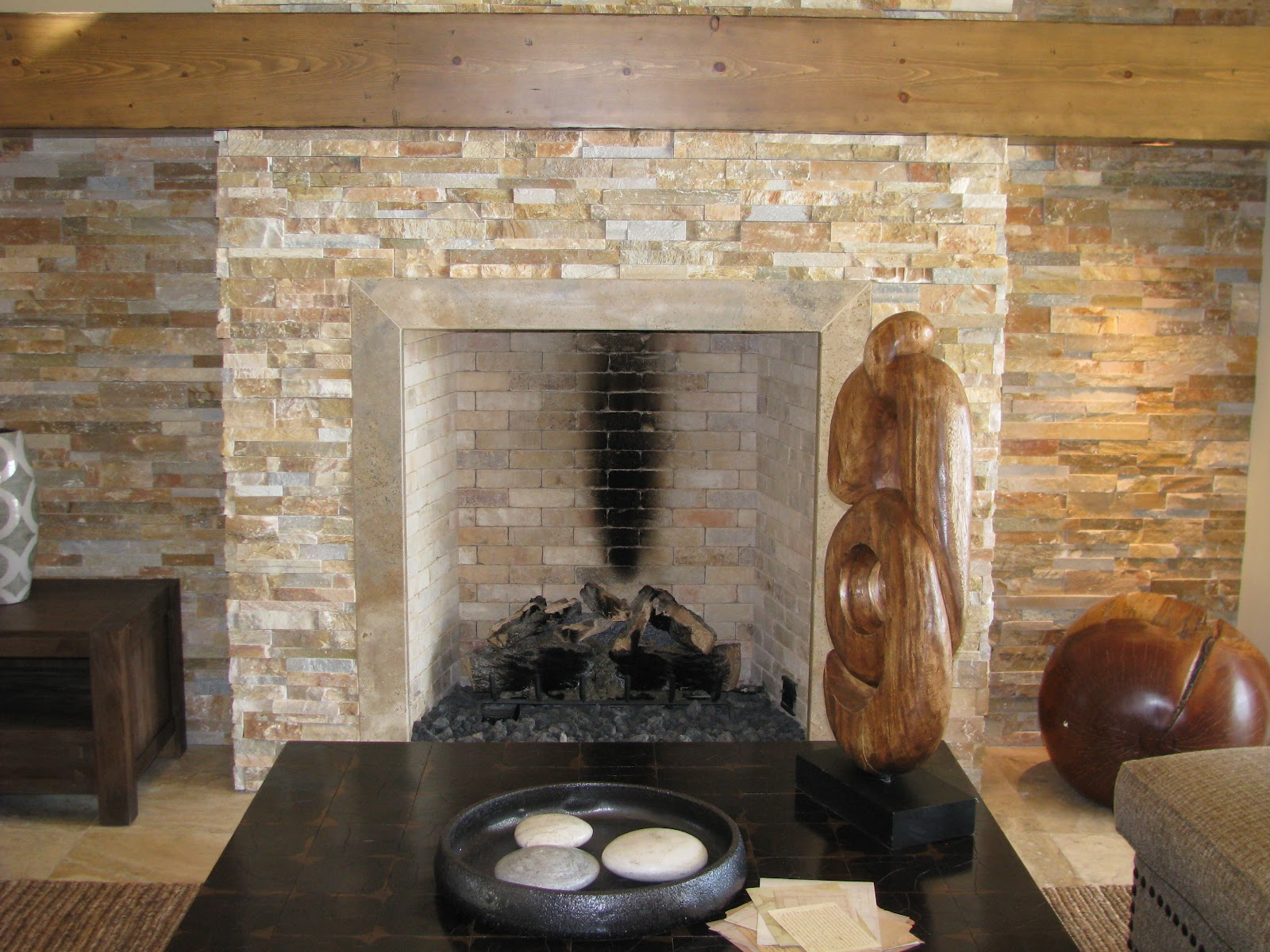 firestarter news by earthcore how do i repair my fireplace u0027s fire