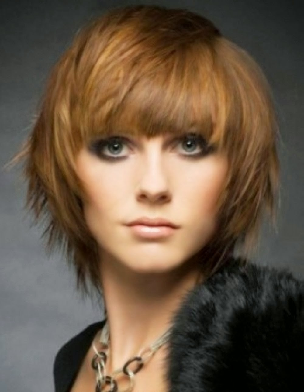 Charming Short Haircuts Ideas
