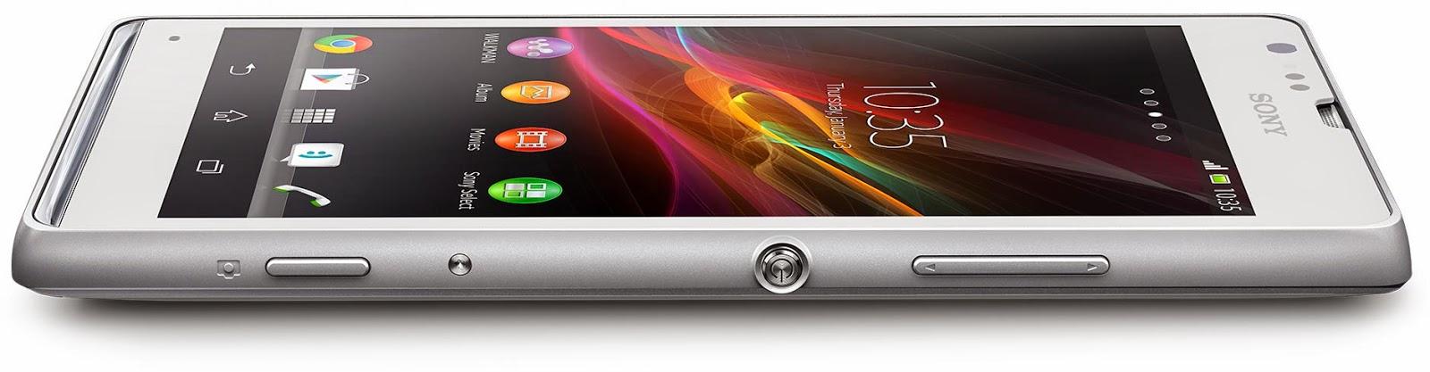Fitur dan Spesifikasi Sony Xperia SP