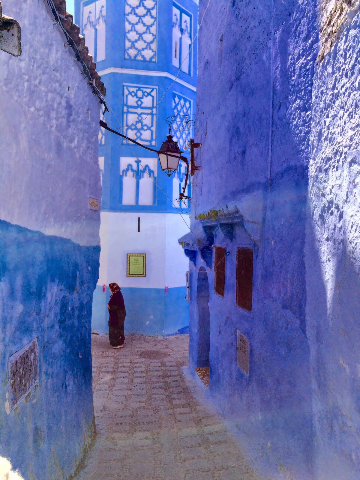 chefchaouen blue city morocco