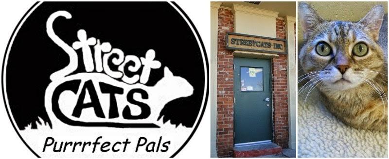 StreetCats Pawprints