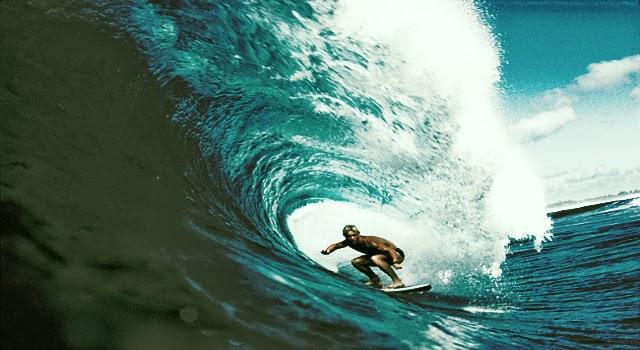 A vida de Zimbo era o surf e era campeão no que fazia