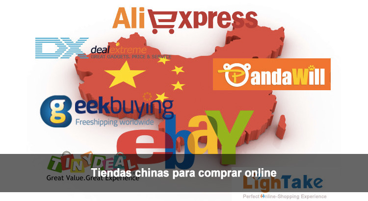 Lista de Tiendas Chinas