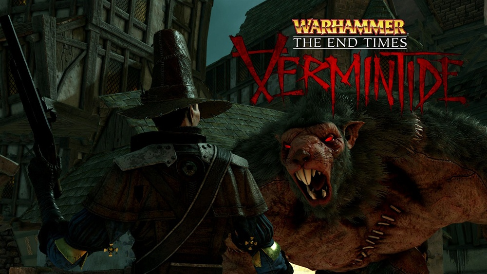 Warhammer End Times Vermintide Free Download Poster