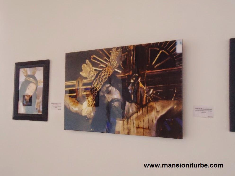 Exposición Cristos de Alfonso Pacheco Hernández en Pátzcuaro