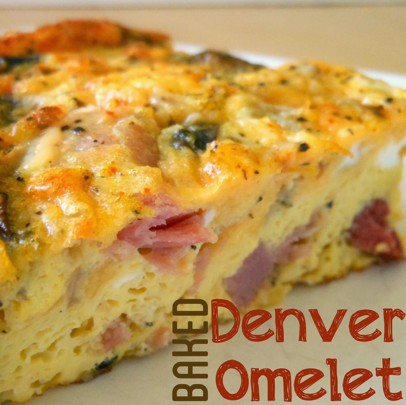 Denver Omelet Salad Recipe: Adventures In Homemaking: So