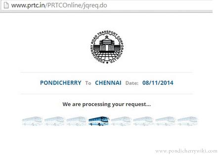 prtc online