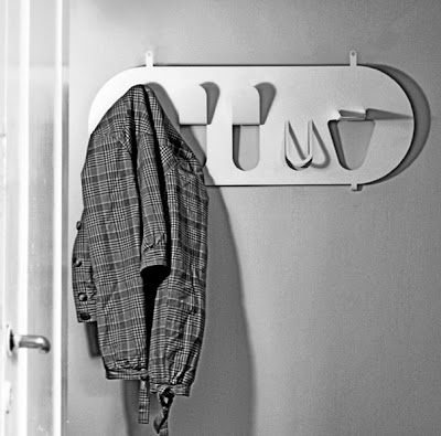 Interesting Wall Hooks and Stylish Coat Racks (15) 15