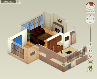 Best free home design software online 2d and 3d for Room remodel program