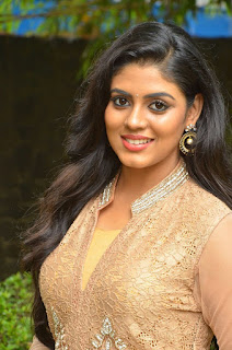 Iniya Stills in Salwar Kameez at Pottu Movie Launch ~ Celebs Next