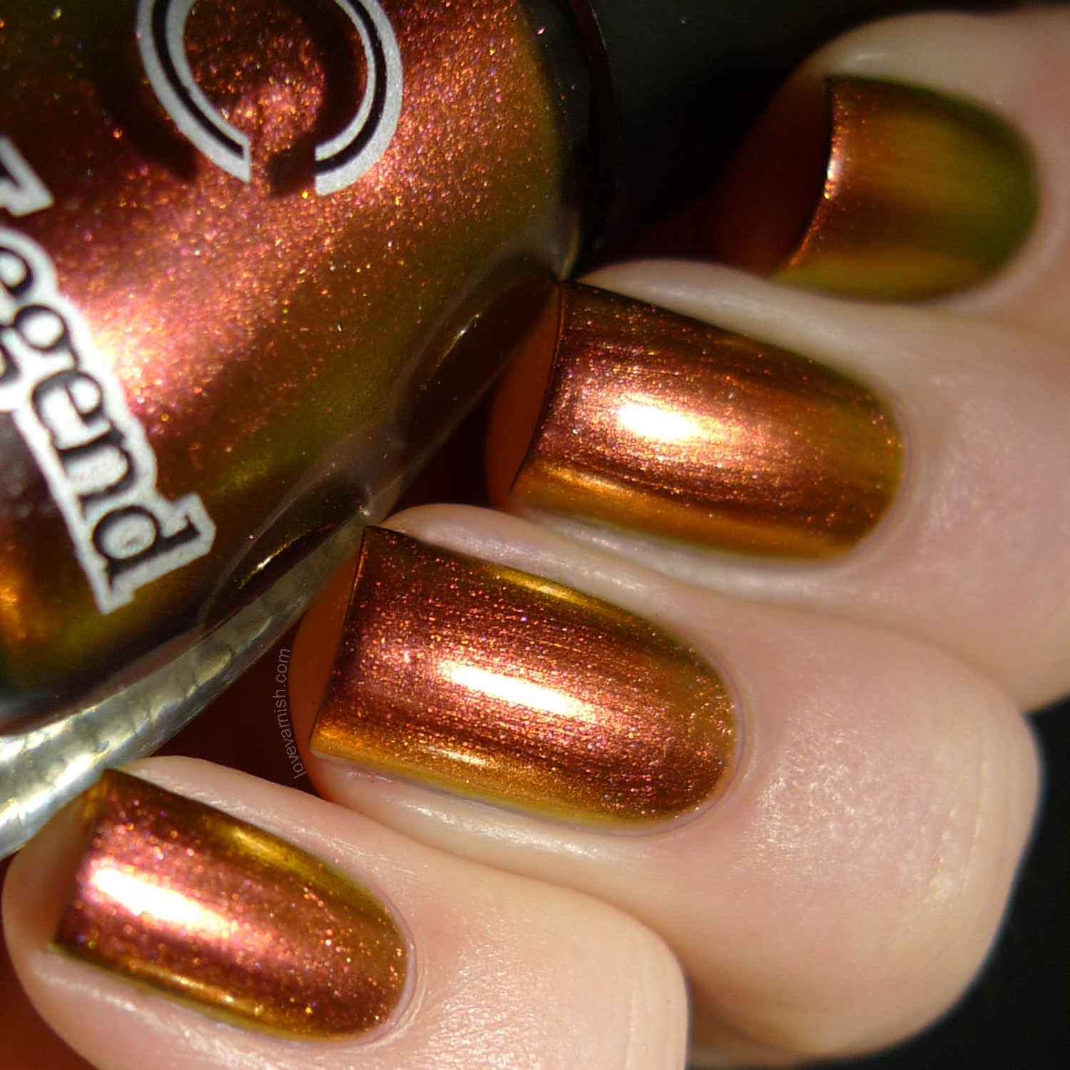 Dance Legend Chameleon Boo multichrome polish