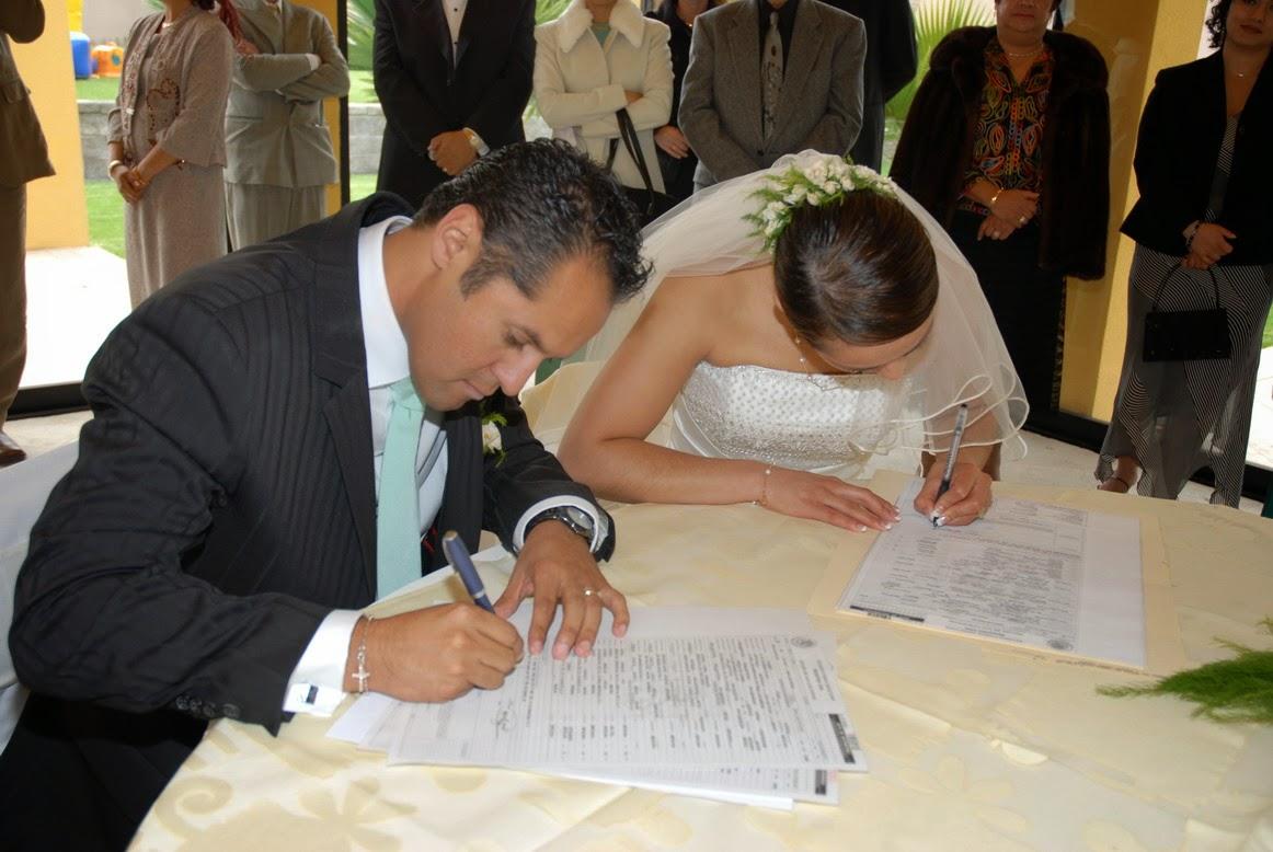 Contrato Matrimonial (humor)