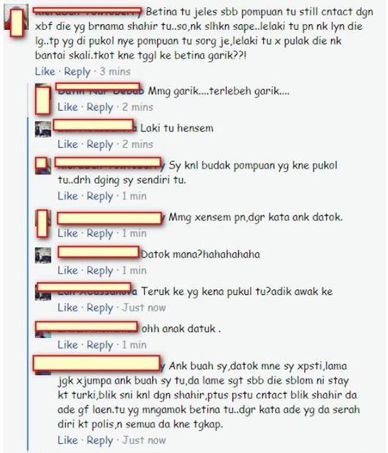Video Pergaduhan Wanita di Bachok Kelantan Part 1, 2 dan 3