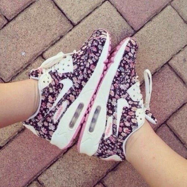 Shoes  Shows Floral Cute Nike Shoes Nike Floral Nike