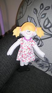 Boneca Manuela