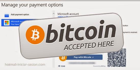 bitcoin acepta