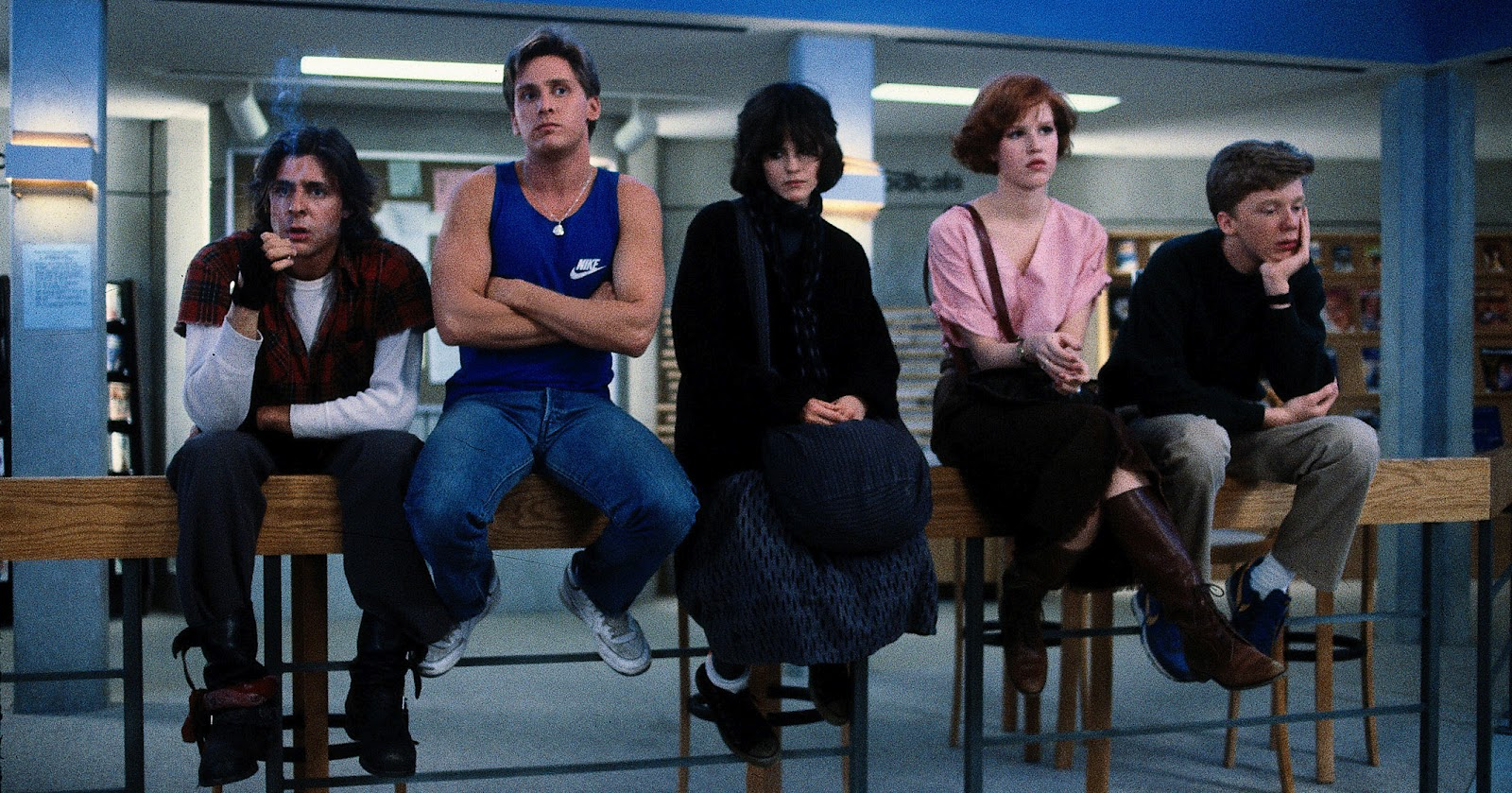 breakfast club perception The breakfast club multimedia 10 this site will discuss the film the breakfast club and connect the characters and themes from the film to interpersonal communication topics, such as gender, conversation, and emotion.