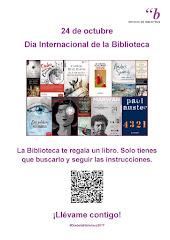 Día Internacional de la Biblioteca