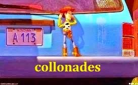 COLLONADES