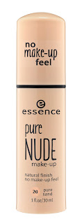 Preview: essence trend edition - try it. love it! - essence pure NUDE make-up - www.annitschkasblog.de