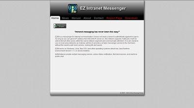 EZ Intranet Messenger. Instant Messaging