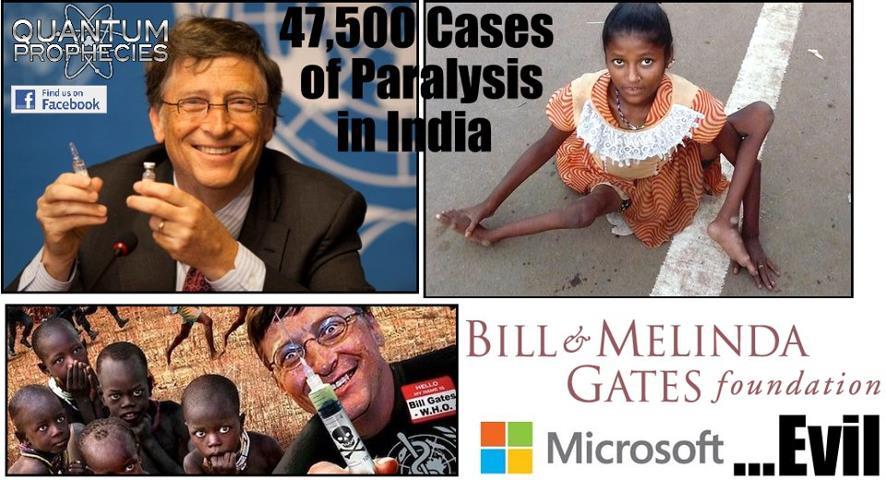 bill gates impfungen indien